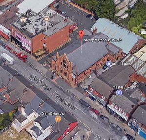 Saltley Methodist Church