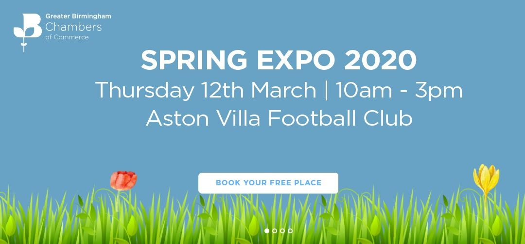 Chamber Spring Expo 12th March